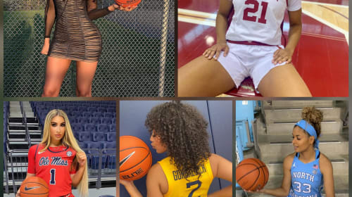Part IV: Most Beautiful Women's Basketball Players of 2020