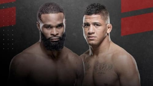 Fight Night Woodley vs Burns