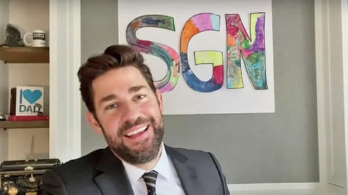 John Krasinski, SGN and the Fandom Ownership Illusion