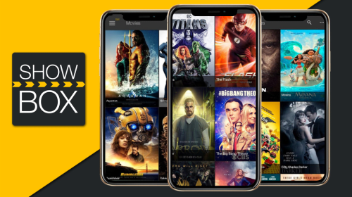 Showbox App: Fantastic Features And The Downloading Process!