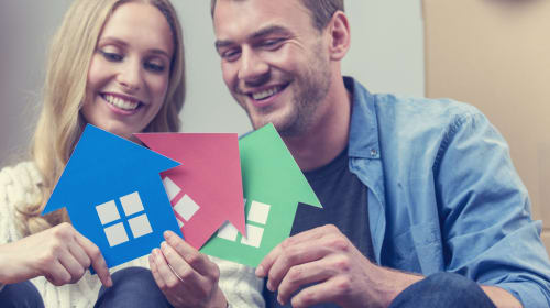 YOU CAN BUY A HOUSE, EVEN WITH BAD CREDIT