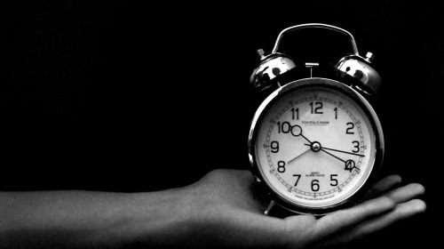 What Is The Relationship Between Human Beings And Time?