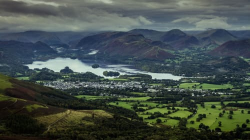 Top 5 scenic routes in the UK