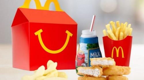 The Top McDonald's UNHappy Meal Toys Ever