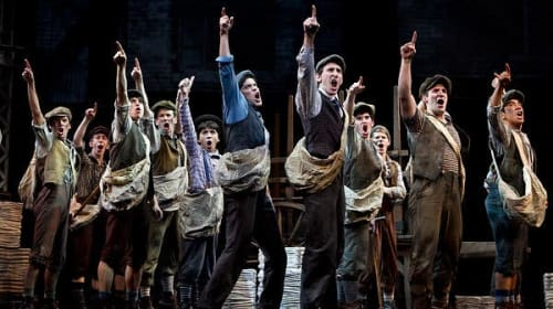 Social Issues from The Newsies | Class & Power