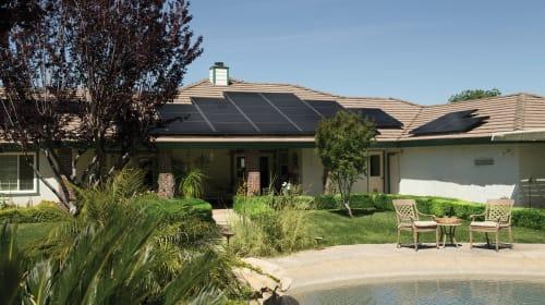 Solar Panels Bring Big Benefits