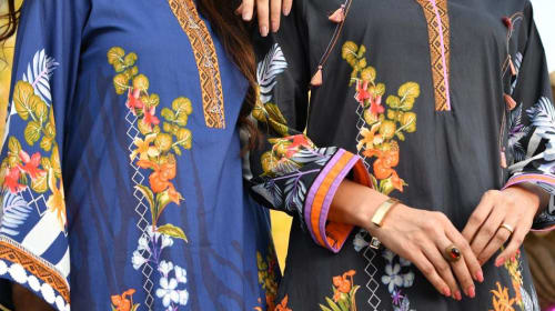 Differences Between Western Fashion And Eastern Fashion