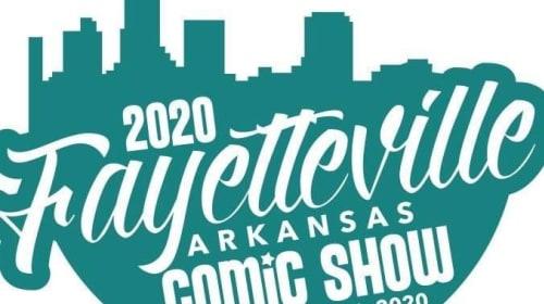 Pre-Quarantine Moments: Fayetteville, AR Comic Show