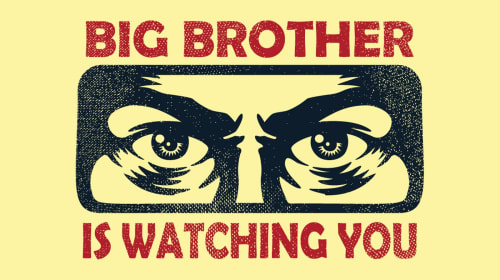 Big Brother In The Twenty-First Century
