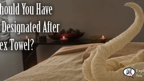 Should You Have a Clean Up Towel