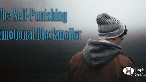 Self-Punishing Emotional Blackmailer