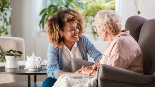 Caregivers Creating a Safe Home for those with Dementia