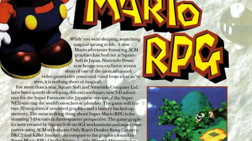 The UPDATED History of Nintendo's Paper Mario