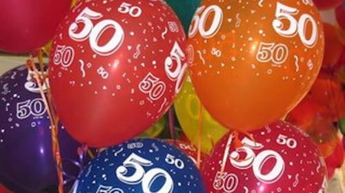 The Golden Age of 50