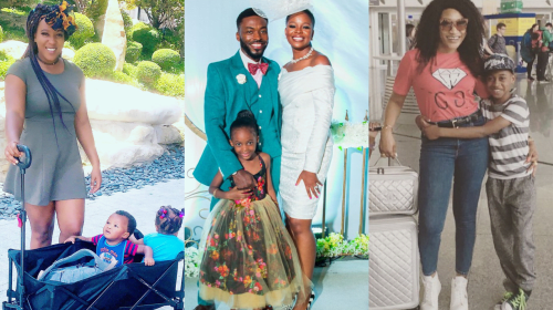 13 Nollywood Celebrities You Didn't Know Have Children.