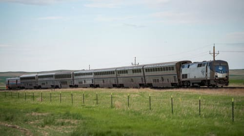 Amtrak Carrying Passengers Derails in Montana, Locals Call BNSF To Action