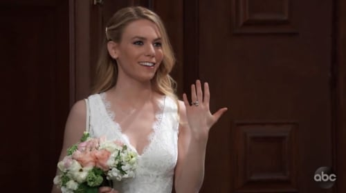 Julian put a ring on it so what's next for nasty Nelle?
