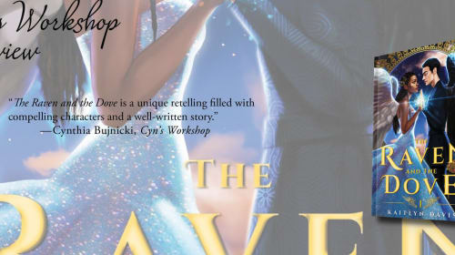Review of 'The Raven and the Dove' (The Raven and the Dove #1)