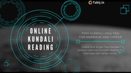 Online Kundali Reading: Free Kundali analysis for marriage and career