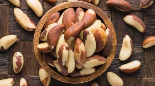 Why Is Brazil Nuts For Sale Famous?