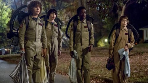 Stranger Things Season 2 - A Netflix Series Review