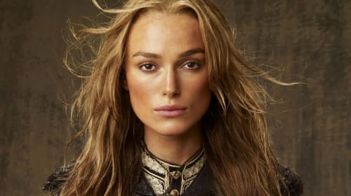 When I Write Female Characters, I Look to Elizabeth Swann