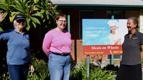 Meals on Wheels: Nourishing and Strengthening the Community