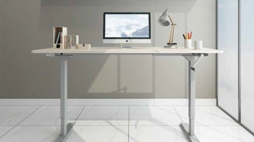 Why opt for a Hand Crank Desk for your home improvement?