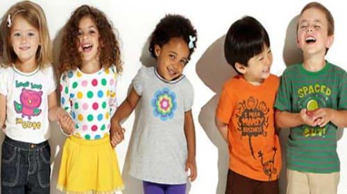Children Clothing Size Guide For Better Shopping