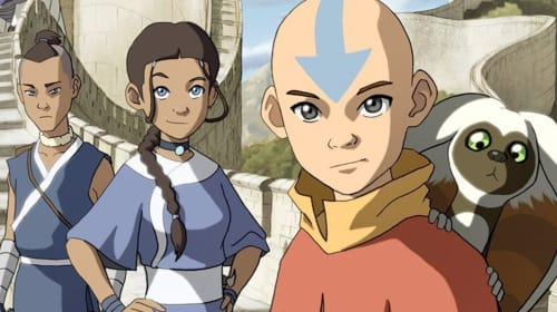 I binge-watched Avatar: The Last Airbender on Netflix