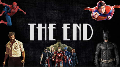 Top 10 Best Superhero Movie Endings