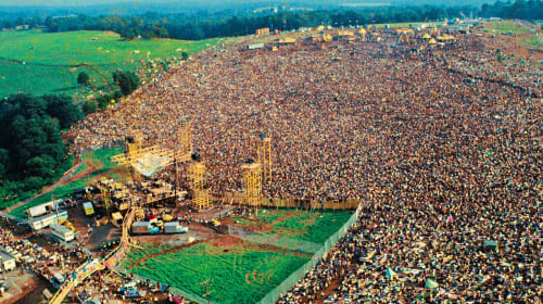 Woodstock and the Vietnam War