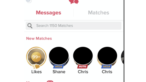 Tindering Around the World During a Pandemic