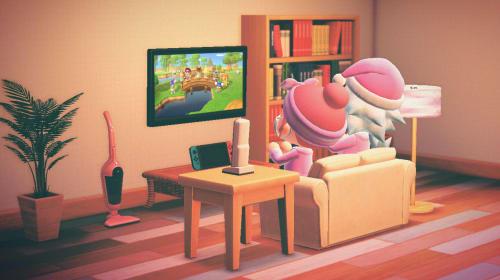 How has Animal Crossing: New Horizons helped people through lock down?