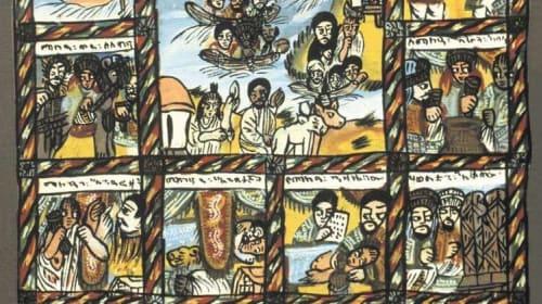 African Myths of Origin