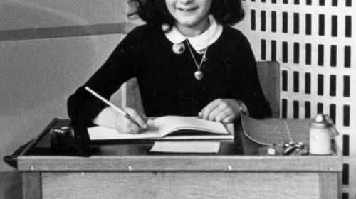 We Celebrate the Birthday of Anne Frank