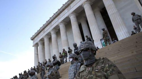 Can U.S Presidents Deploy US Troops on American Soil?