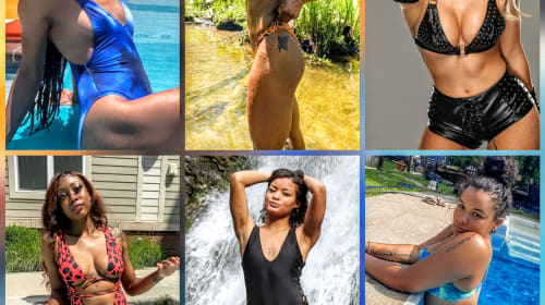 Part IV: Hot Summer Bods in Womens Sports & Fitness