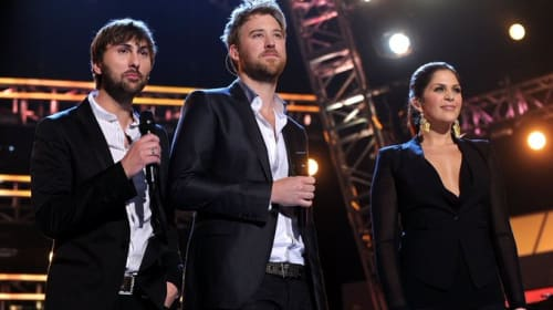 Country music group Lady Antebellum changes name because of ties to slavery