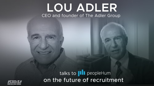 Hiring right in the future of work – Lou Adler [Interview]