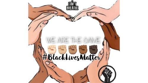 Let's Dismantle Racism. Together.