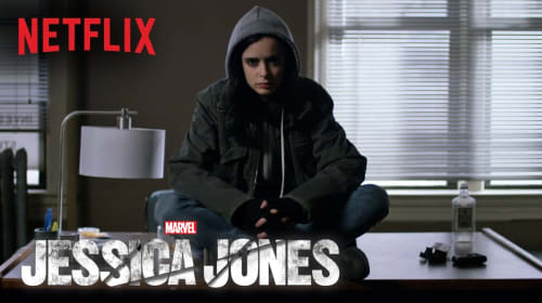 Jessica Jones, Santa Clarita..and Resurrection: Ertugrul!