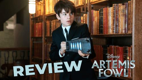 'Artemis Fowl' Review—Relentlessly Horrible
