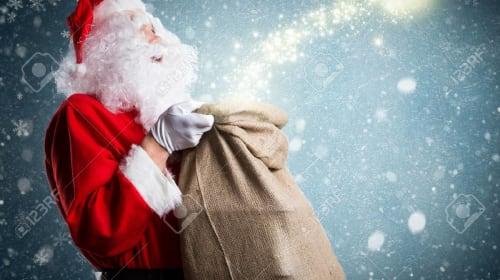 Santa's Wizardly Christmas