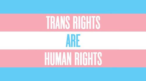 Trans Lives Still Matter