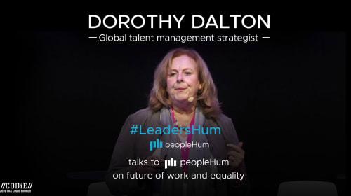 Subtle stories to biases – Dorothy Dalton [Interview]