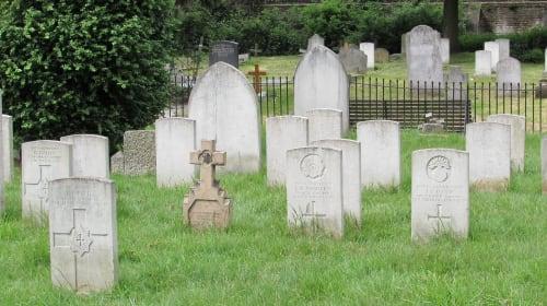 Hunt for the Kansan cemetery demon