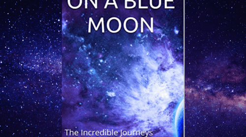 BOOK REVIEW: ON A BLUE MOON: THE INCREDIBLE JOURNEYS BY WILLOW