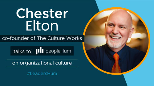 Escalating Employee Experience – Chester Elton [Interview]