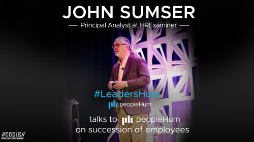 A shift in the future of Work – John Sumser [Interview]
